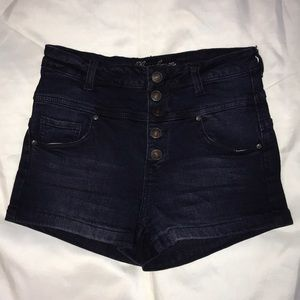 Dark Navy high waisted Jeans